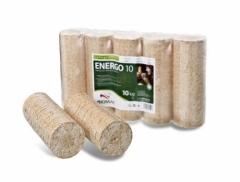 Dřevěné brikety ENERGO , balení 10 kg obr.1