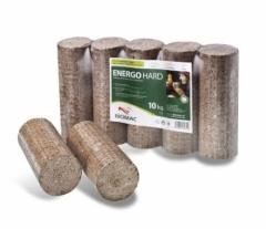 Dřevěné brikety ENERGOHARD - TOP obr.1