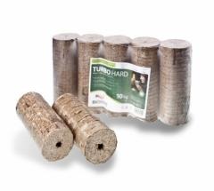 Dřevěné brikety TURBOHARD obr.1